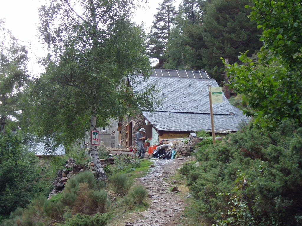 Refugio Vallferrera
