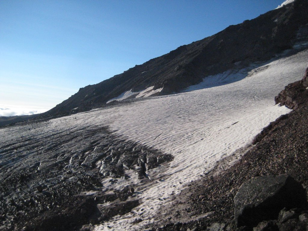 Mt. Adams - Lava Glacier