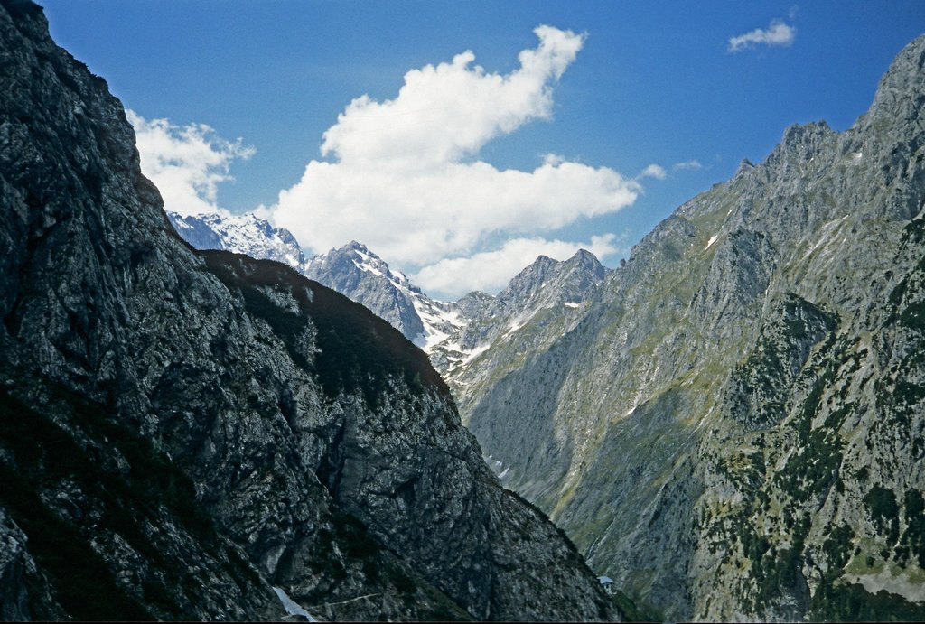 Hell's Canyon (Hoellental)