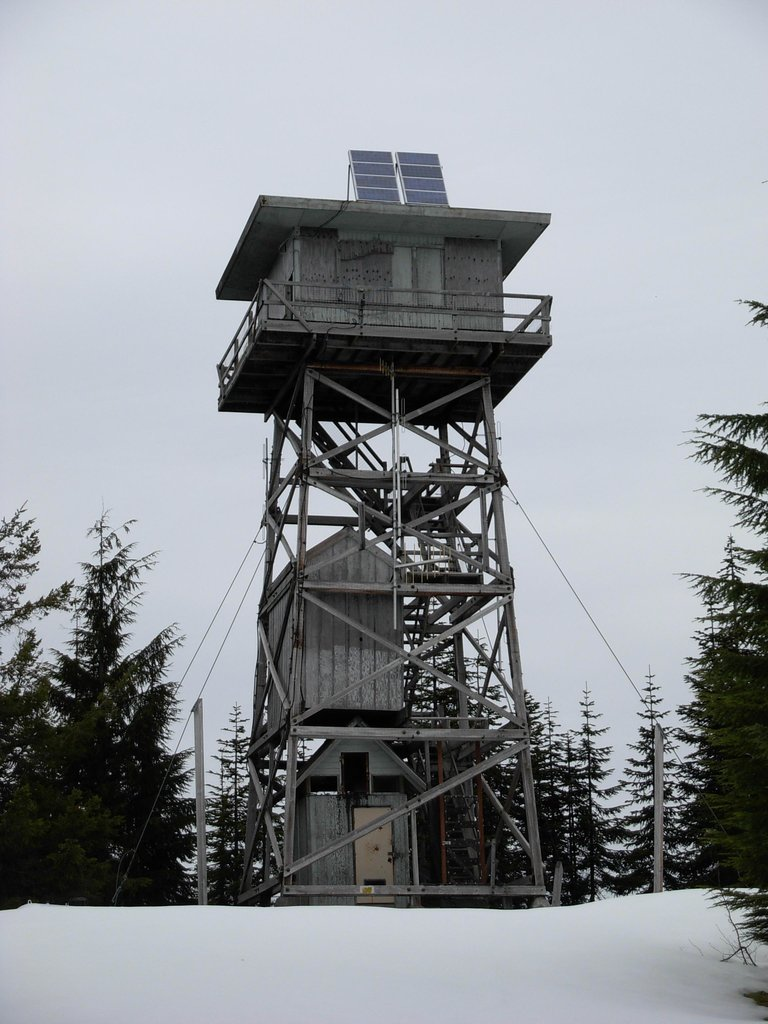 North Mountain Fire Lookout