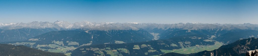 Summit View Hohe Tauern
