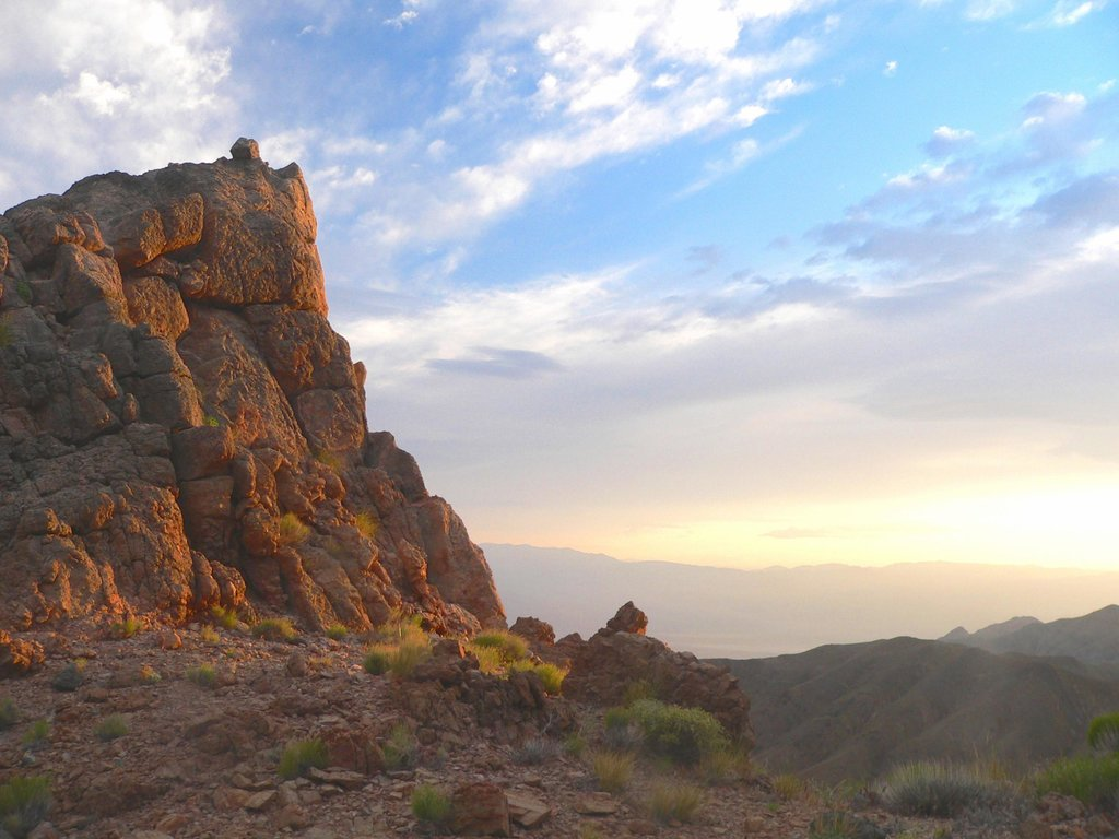 Grapevine Mountains