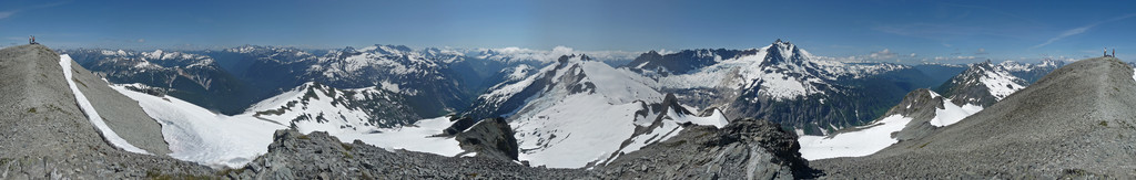 Ruth Mountain Panorama