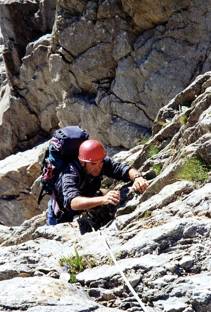 CRYSTALS OF THE MONTE BIANCO (The Crystal Hunters First Part)