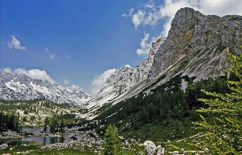 The Valley of Triglav Lakes....