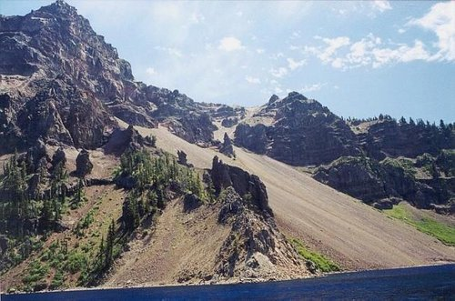 Garfield Peak and an enormous...