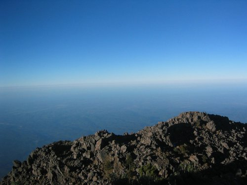 Summit View, Towards Pacific