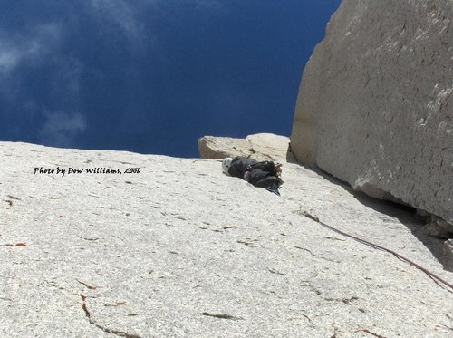 McTech Arete, 5.10a, 6 Pitches