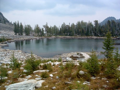 Little Tin Cup Lake