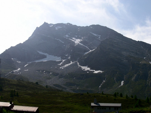 Hübschhorn West Face