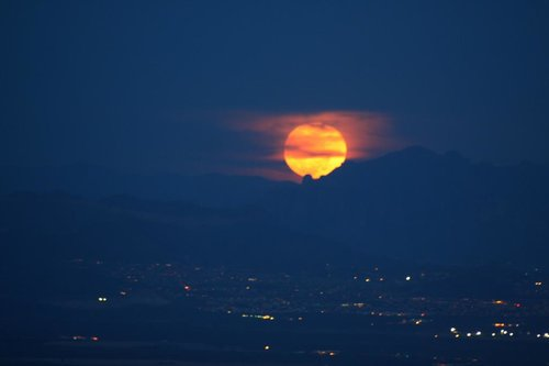 Superstitious Moon