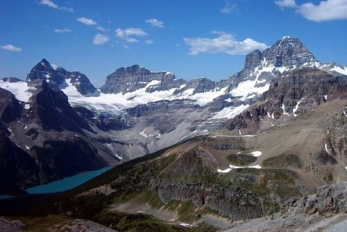 Assiniboine and Lunette from...