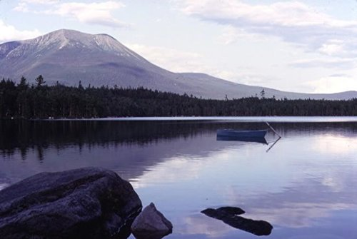 Evening on Katahdin from...