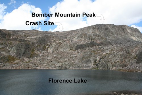 Bomber Mountain Labeled