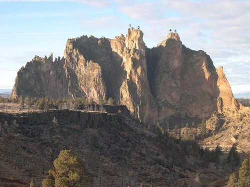 The Smith Rock Group from the...