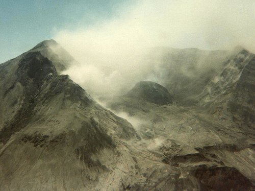 St. Helens' Crater (1981)