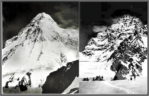 K2 - 1909 expedition