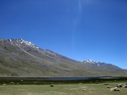 Shandur Pass, North Pakistan