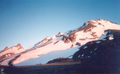 July 2003 - The summit of Mt...
