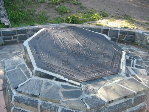 Second fire memorial