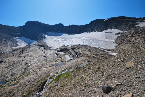 Swiftcurrent Glacier