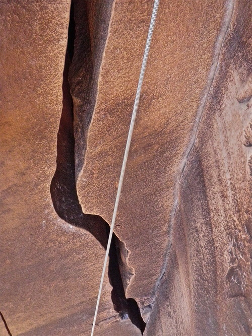 Detail of Binou's Crack 5.9