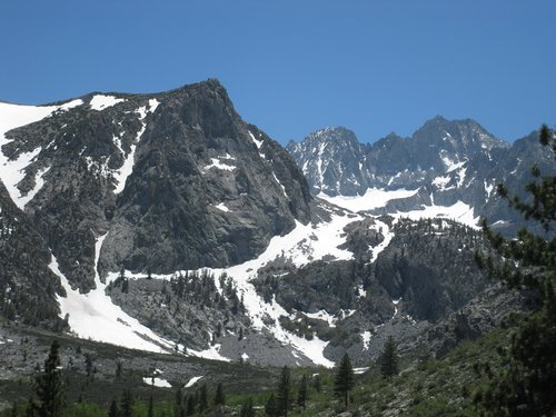 South Fork Big Pine Canyon