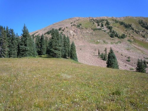 Bald Mountain(South ridge)