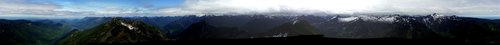 Static Peak pano