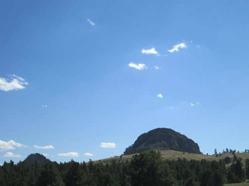 The Missouri Buttes
