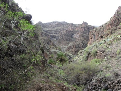 Barranco de Arure