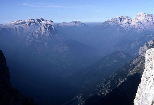 Western Julian Alps from...