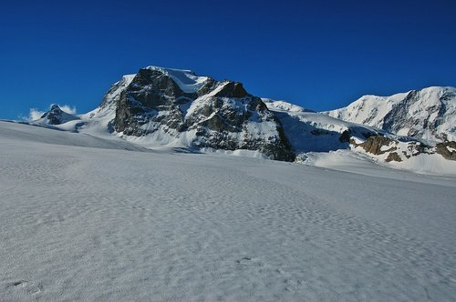 Monte Rosa – Swiss side