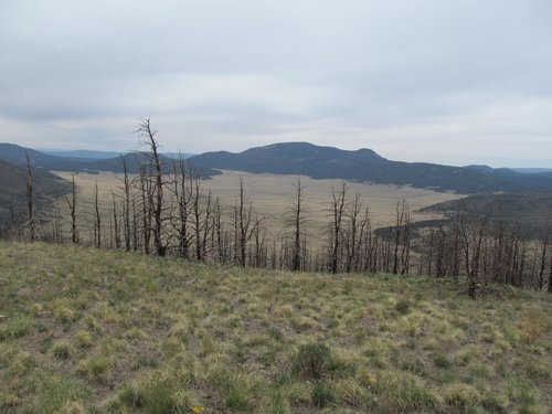 Redondo and Valles de Caldera