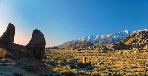 South Owens Valley