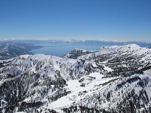 Tahoe from the Mt.Rose summit...