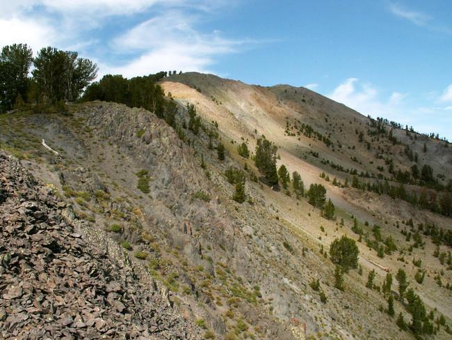 Lower Titus Peak photo_id=177600