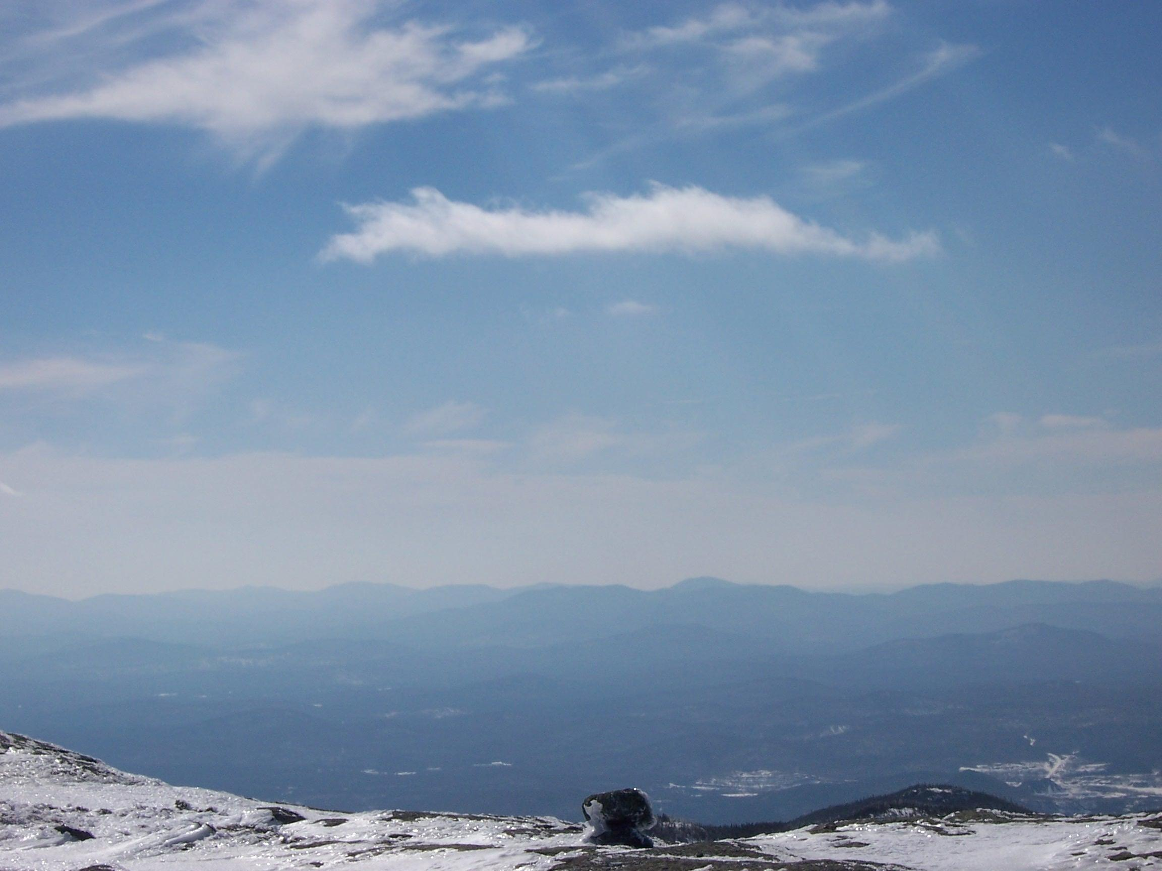 Central Adirondacks from Skylight