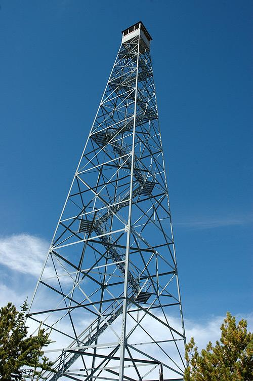 Moses Mtn Tower