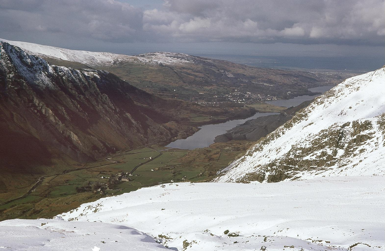 Llanberis and Llyn Peris