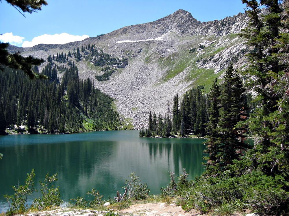 Lower Red Pine Lake