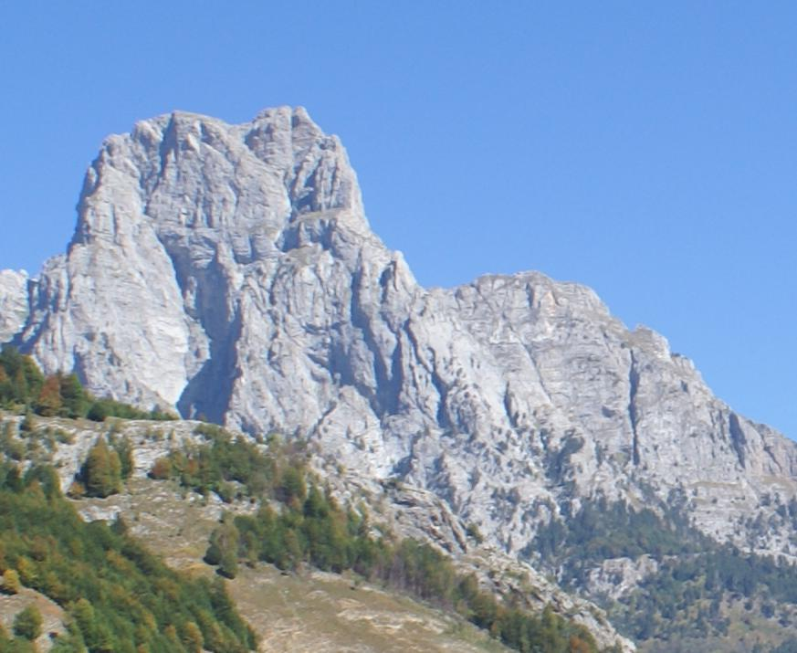 Kollates Sub Peak - Valbona Valley
