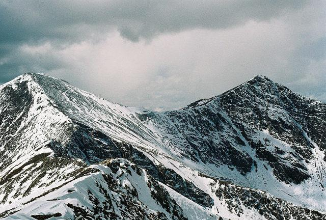 Grays and Torreys from the...