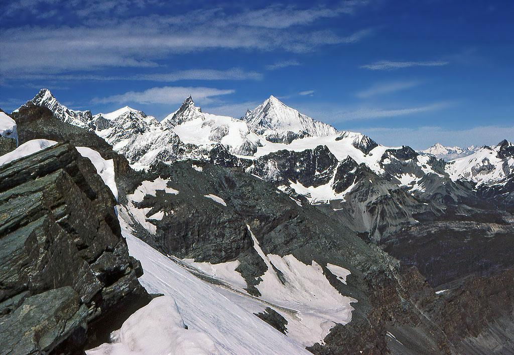 Weisshorn from Furggrat