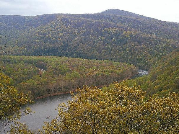 Youghiogheny River Gorge