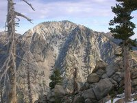 Telegraph Peak seen from...