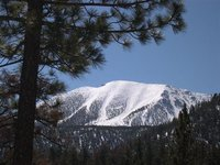 San Gorgonio as seen from...