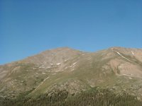 Mt. Elbert seen from the west...