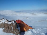 Erciyes Bace Camp 2909m