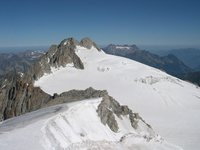 The Aiguille du Tour from Le...